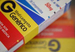 VENDAS DE MEDICAMENTOS GENÉRICOS CRESCEM 15,99% EM AGOSTO