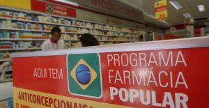 "PROGRAMA ""AQUI TEM FARMACIA POPULAR"""