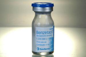 Produção de Benzetacil é temporariamente suspensa no país