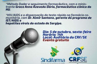 CRF/SE PROMOVE MAIS UM CICLO DE PALESTRAS